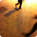 iPhone 散歩
