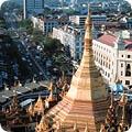 ラングーンからヤンゴン