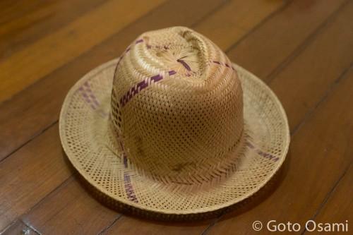 ヤンキーンタで買った帽子