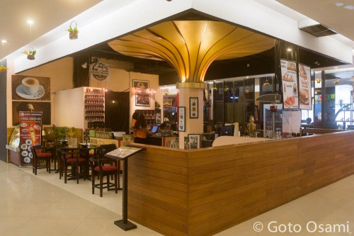 Anandaコーヒーショップ