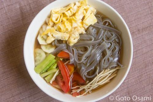 ヤンゴン冷麺