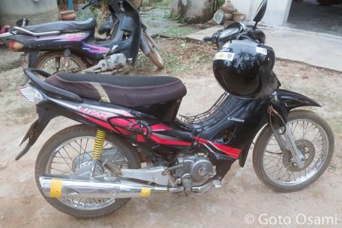 中国製バイク