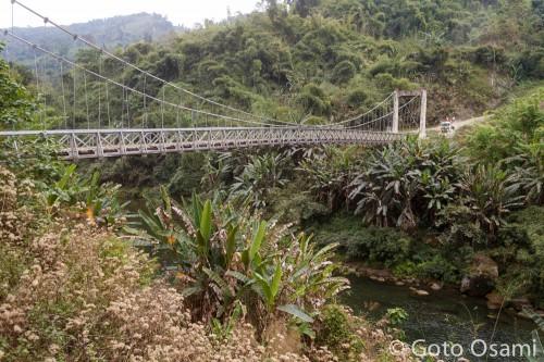立派な吊り橋もある